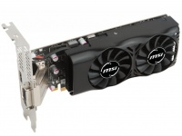 MSI GeForce GTX 1050 Ti 4GT LP, 4Gb, 128bit