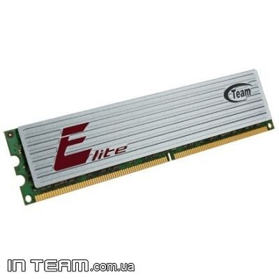 Team (TED32048M1333HC9) Elite, 2Gb, DDR3-1333 (PC3-10600)