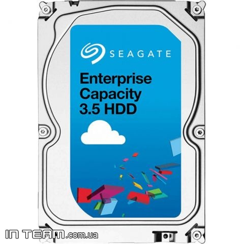 Seagate Enterprise Capacity (ST6000NM0095), 6TB, 7200rpm, 256MB, SAS, 3.5""