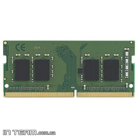 Kingston (KVR24S17S8/8), 8GB, DDR4-2400 (PC4-19200)