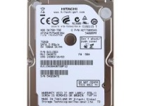 Hitachi Travelstar (HTS547575A9E384), 750Gb, 5400 rpm, 8Mb, SATA II, 2.5""
