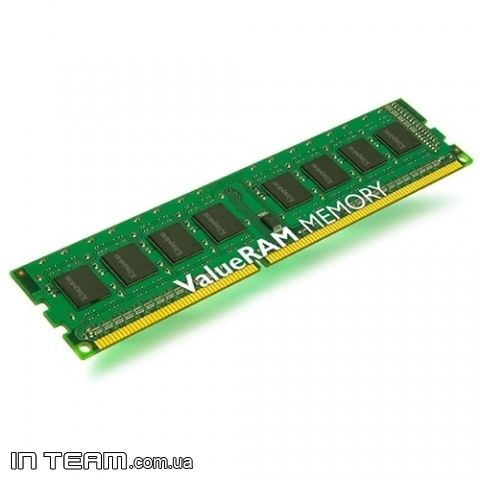 Kingston (KVR13N9S8/4), 4Gb, DDR3-1333 (PC3-10600)
