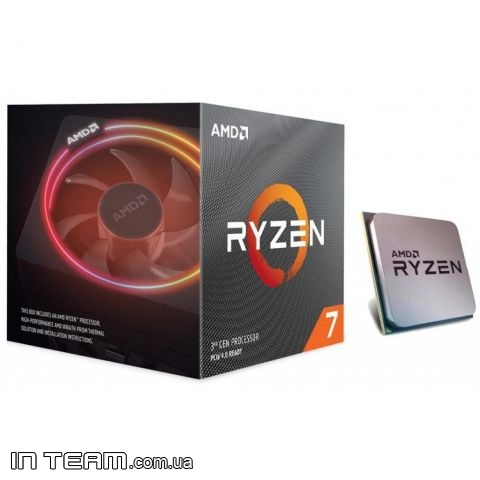 AMD Ryzen 7 3700X (100-100000071BOX), sAM4, Box