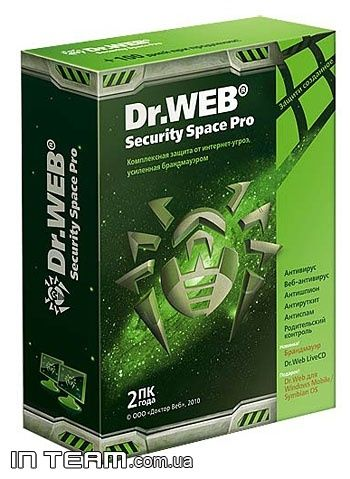 Dr.Web Security Space Pro 7.0