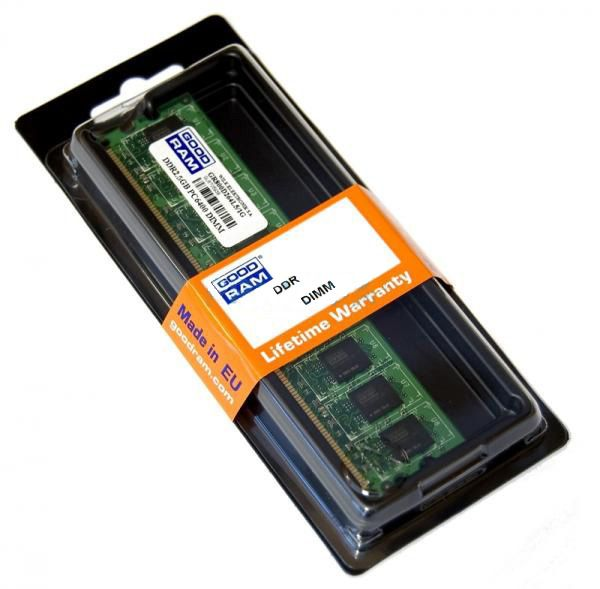 GoodRam (GR1333D364L9/2G), 2Gb, DDR3-1333 (PC3-10600)