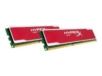 Kingston HyperX Red (KHX13C9B1RK2/4), 4Gb, DDR3-1333 (PC3-10600) (Kit of 2x2Gb)