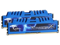 G.Skill RipjawsX (F3-10666CL8D-4GBXM), 4Gb, DDR3-1333 (PC3-10666) (Kit of 2x2Gb)