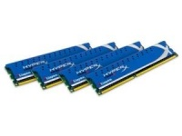 Kingston (KHX1866C9D3K4/16GX) HyperX Gold, 16Gb, DDR3-1866 (PC3-15000), (Kit of 4x4Gb)
