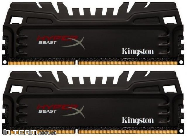 Kingston HyperX Beast (HX321C11T3K2/16), 16Gb, DDR3-2133 (PC3-17000) (Kit of 2x8Gb)