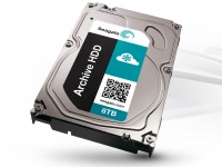 Seagate Archive HDD (ST8000AS0002) 8Tb, 5900 rpm, 128Mb, SATA III, 3.5""