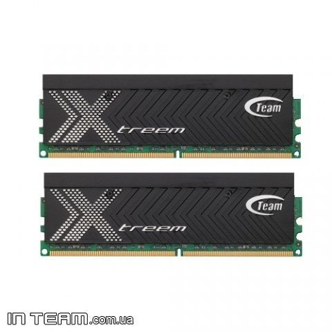 Team (TXD38192M2133HC9KDC-L), 8Gb, DDR3-2133 (PC3-17000), (Kit of 2x4Gb)