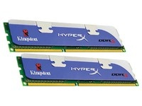 Kingston (KHX1600C9AD3K2/4G) HyperX, 4Gb, DDR3-1600 (PC3-12800), (Kit of 2x2Gb)