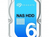 Seagate NAS HDD (ST6000VN0021), 6TB, 128MB, SATAIII, 3.5""