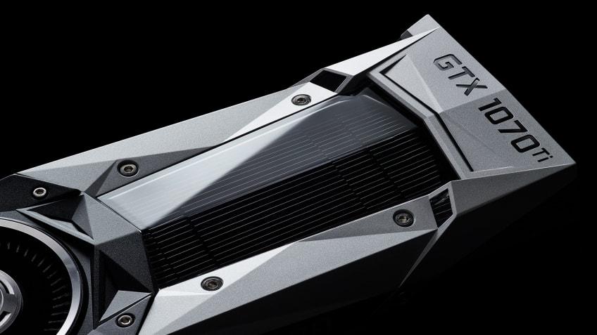 MSI GeForce GTX1070 Ti