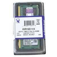 Kingston (KVR16S11/4) Value, 4Gb, DDR3-1600 (PC3-12800)