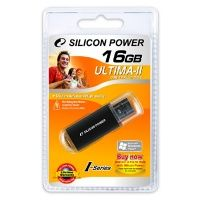 Silicon Power Ultima II (SP016GBUF2M01V1K), 16Gb, USB 2.0