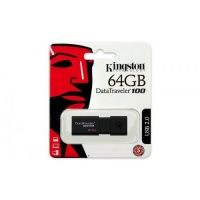 Kingston DataTraveler 100 G3 (DT100G3/64GB), 64Gb, USB 3.0