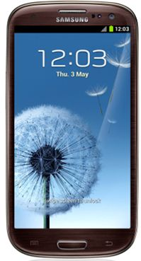 Samsung I9500 Galaxy S4 (GT-I9500ZNASEK), Brown