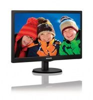 "Philips (203V5LSB26/10), 19.5"" (1600x900) TN+film, Black"