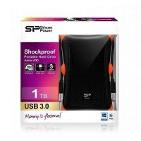 Silicon Power Armor A30 (SP010TBPHDA30S3K), 1Tb, USB 3.0, 2.5""