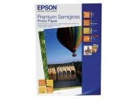 Epson Premium Semigloss Photo Paper (C13S041765), 10x15, 50 листов