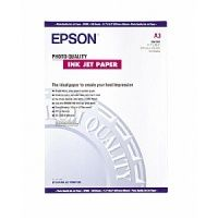 Epson Photo Quality InkJet Paper (C13S041069), A3+, 100 листов