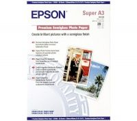 Epson Premium Semigloss Photo Paper (C13S041328), A3+, 20 листов