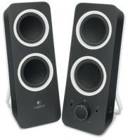 Logitech Multimedia Speaker Z200 (980-000810), Midnight Black