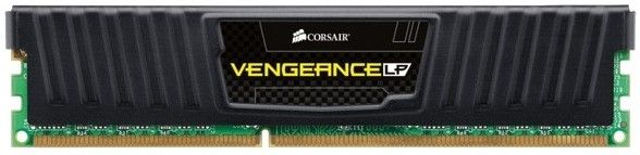 Corsair Vengeance Low Profile (CML16GX3M2A1600C10), 16Gb, DDR3-1600 (PC3-12800) (Kit of 2x8Gb)