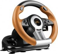 SPEEDLINK Drift O. Z. Racing Wheel PC (SL-6695-BKOR-01)