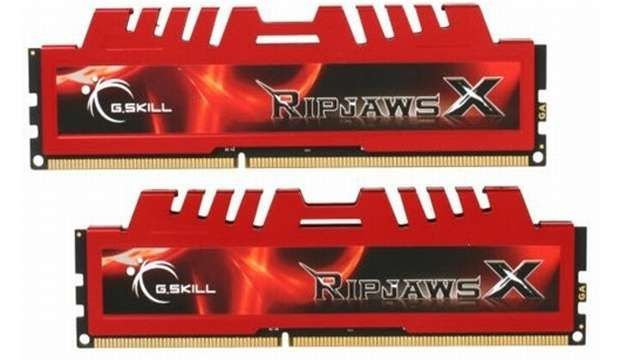 G.Skill RipjawsX (F3-14900CL9D-8GBXL), 8Gb, DDR3-1866 (PC3-14900) (Kit of 2x4Gb)