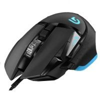 Logitech G502 HERO High Performance (910-004075), USB, Black
