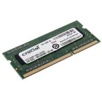 Crucial (CT51264BF160BJ), 4Gb, DDR3L-1600 (PC3-12800)