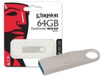 Kingston DataTraveler SE9 G2 (DTSE9G2/64GB), 64Gb, USB 3.0