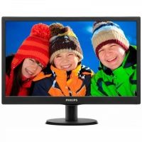 "Philips (203V5LSB26/62), 19.5"" (1600x900) TN+film, Black"