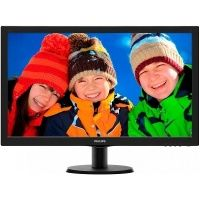 "Philips (223V5LHSB/01), 21.5"" (1920x1080) TN+film, Black"
