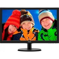 "Philips (223V5LSB2/62), 21.5"" (1920x1080) TN+film, Black"
