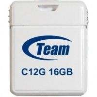 Team C12G 16Gb, White