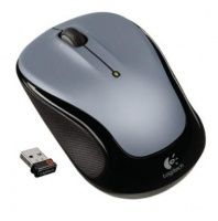 Logitech M325 (910-002334), Wireless, Dark Silver