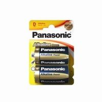 Panasonic Alkaline Power D BLI 2 (LR20REB/2BP)