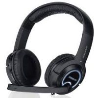 SPEEDLINK Xanthos Stereo Console Gaming Headset for PS3/PS4/Xbox 360/PC Black