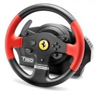 Thrustmaster T150 Ferrari Wheel with Pedals (4160630), PC/PS3/PS4