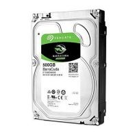 Seagate BarraCuda HDD (ST500DM009), 500Gb, 7200rpm, 32MB, SATA III, 3.5""