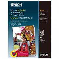 Epson Value Glossy Photo Paper (C13S400035), A4, 20 л