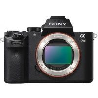 Sony Alpha 7SM2 body (ILCE7SM2B.CEC), Black