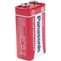 Panasonic Red Zinc RF22 BLI 1 Zinc-Carbon (6F22REL/1BP)