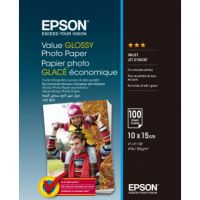 Epson Value Glossy Photo Paper (C13S400039), 10x15, 100 л