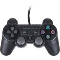 Esperanza Vibration gamepad PS2/PS3/PC USB (EG106)