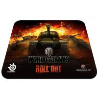 SteelSeries QcK World of Tanks Edition (67269), Black