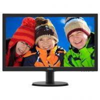 "Philips (243V5QHABA/01), 23.6"" (1920x1080) MVA, Black"